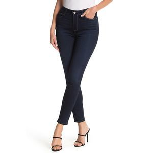 PAIGE Hoxton Ankle Skinny Jeans 27